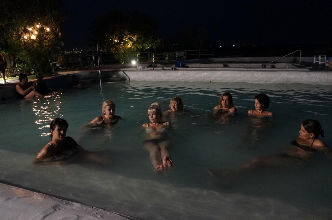 Ночные купания