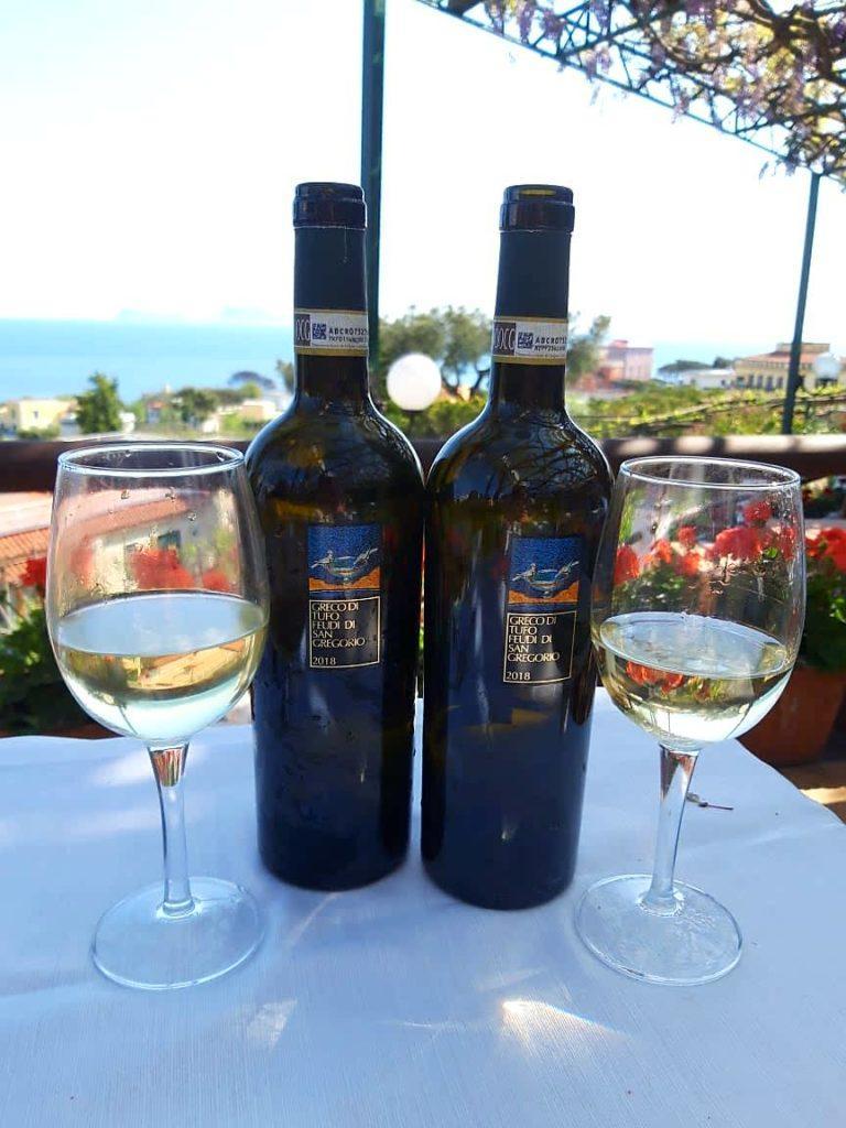 Вино Позилипо
